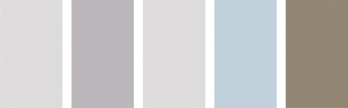 Classic colour palette