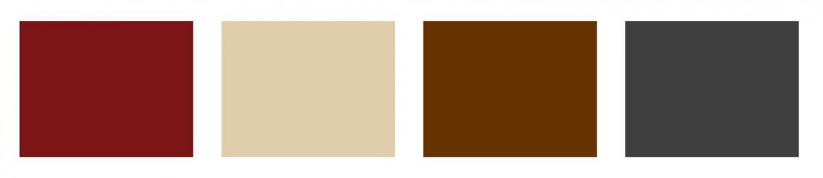Ethnic Asian Living Room Colour Palette