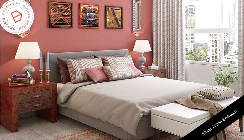 Superieur Ethnic Bedroom