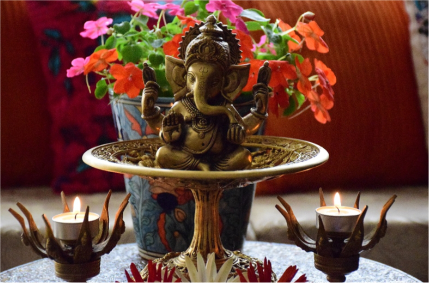 Some types of Ganesha you can keep in your dream home