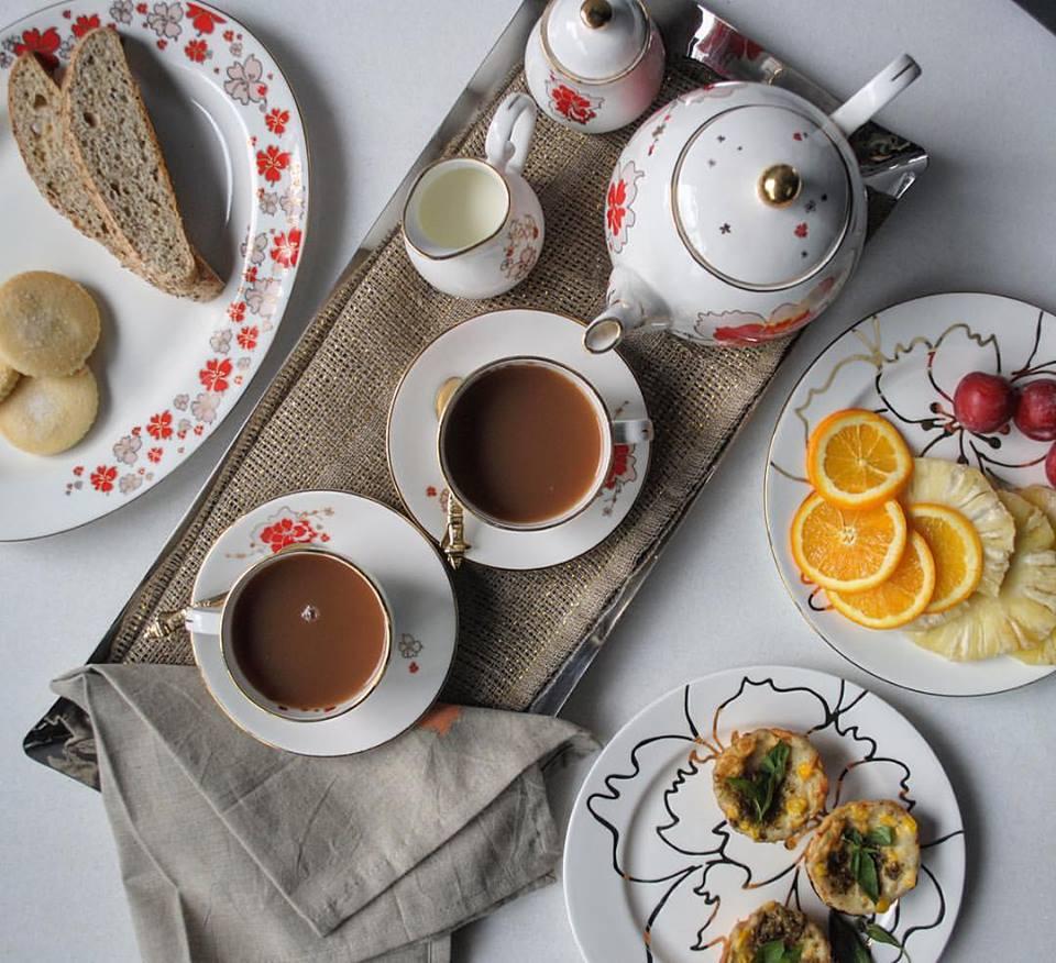 Homeight tea set