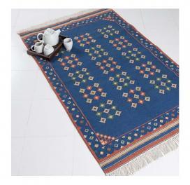 cotton-stonewash-shyam-indigo-dhurrie-47x70