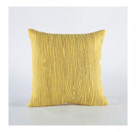 sunny-yellow-cushion-with-bark-emb