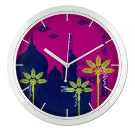 arabian-enamour-wall-clock