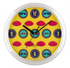 cest-la-vie-wall-clock
