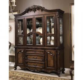 dark-chestnut-buffet-and-hutch
