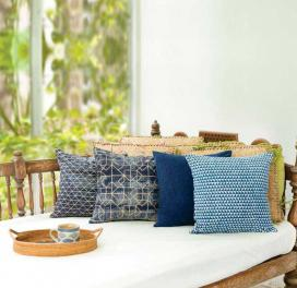 blue-hand-block-print-cotton-cushion-cover-set-of-4