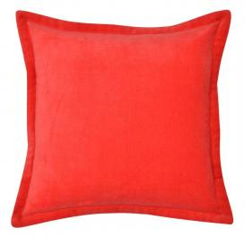 home-boutique-velvet-cushion-cover-red