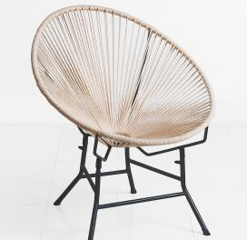 metal-egg-rope-accent-chair