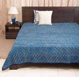 blue-cotton-gudri-printed-abeera-bed-cover-double