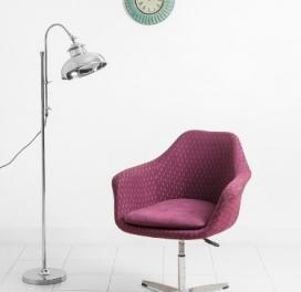 metal-upholstered-plum-chair