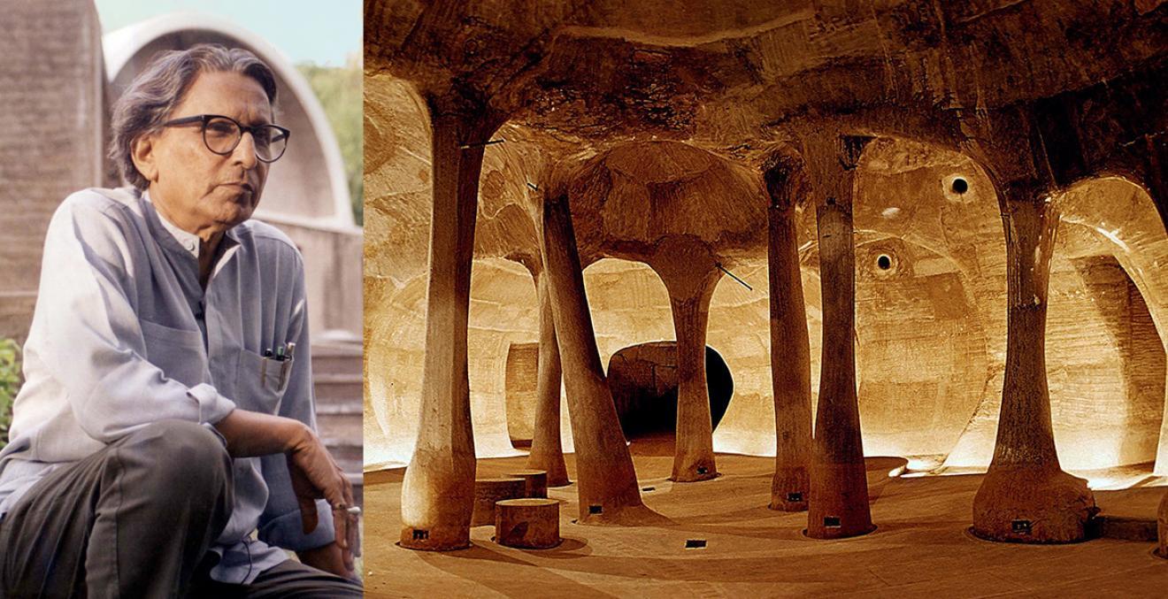 Architect BalKrishna Doshi