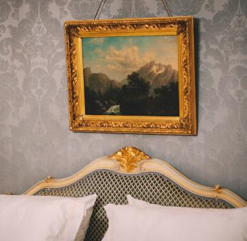 french royalty - luxury decor ideas
