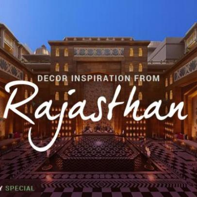 Wanderlust - Inspiration From Rajasthan