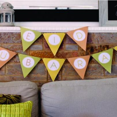 Eid Celebration: Tips to Decorate your Home