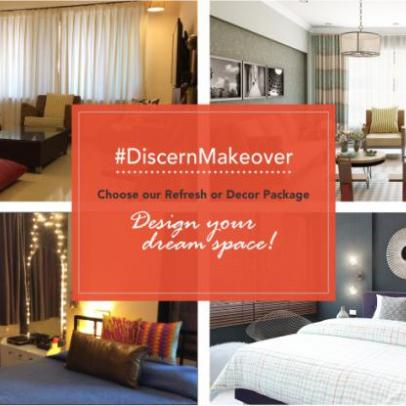 Refresh your Home with A Discern Makeover