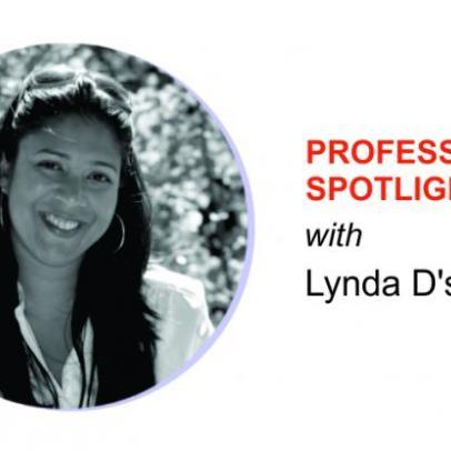 Professional Spotlight: Lynda D'Souza