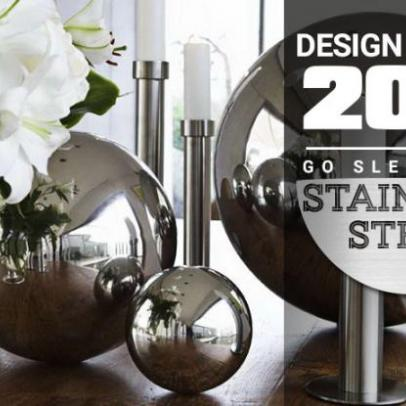 Trending 2017: Stainless Steel