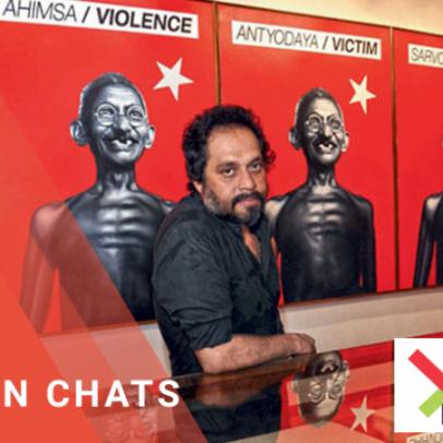 Riyas Komu on the Kochi-Muziris Biennale 2016