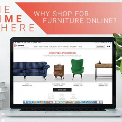 Why Shop Online for Furniture?