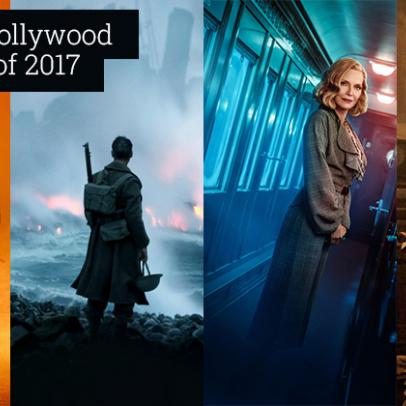 Our Top 4 Hollywood Movie Sets of 2017