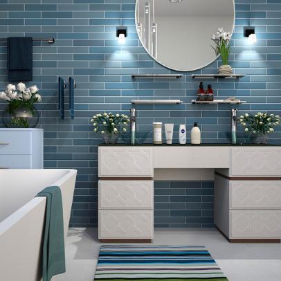 Bathroom Wall Décor Ideas