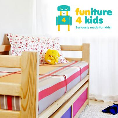 Vendor Spotlight: Funiture 4 Kids