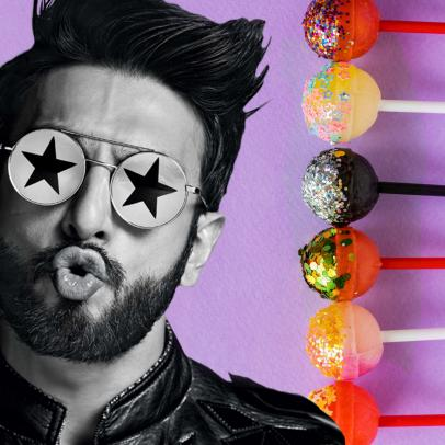 Decor Inspired by the Quirky Birthday Boy Ranveer Singh