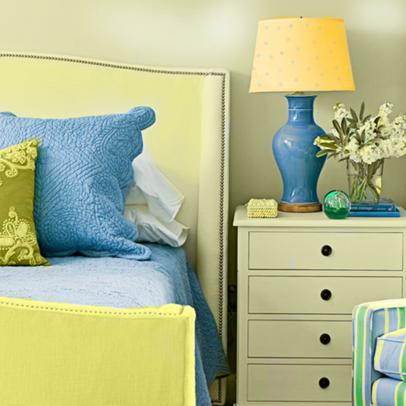 Decorate Your Home in Shades of Yellow