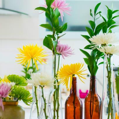 Fabulous Florals! Flower Arrangements for Your Home