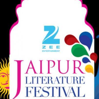 Discern Living Goes to Jaipur Lit Fest