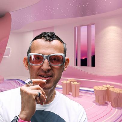 The World of Karim Rashid - Design Crusader in Pink!