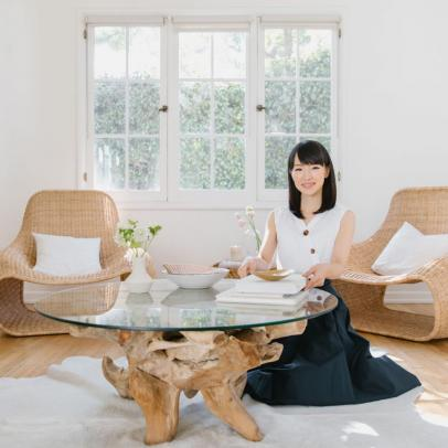 Review of Tidying Up With Marie Kondo