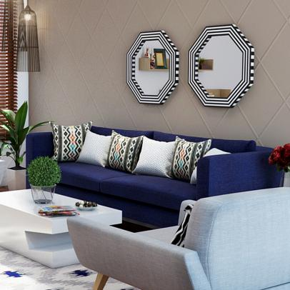 Liven Up your Living Room Wall