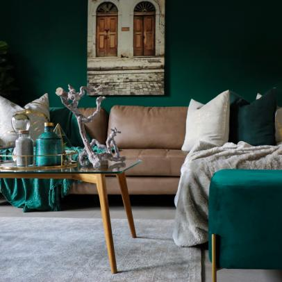 How to Design a Modern Eclectic Living Room