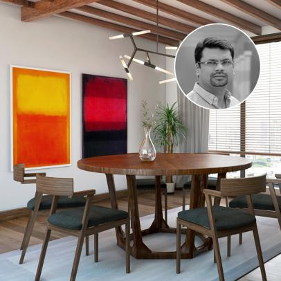 Modern Dining Room: A Look Endorsed by Architect Kalpak Bhandari