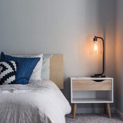 Modern Mid-Century Bedroom