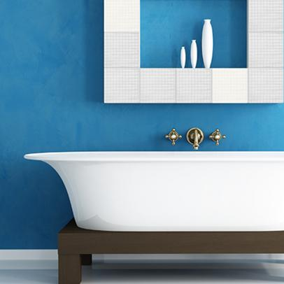 Cool Bathroom Colour Palettes