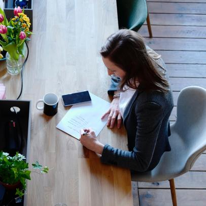 How to Create A Perfectly Productive Work Space