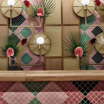 Decor Ideas Inspired by International Restaurants