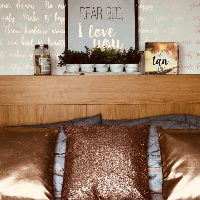 Rose Gold for Your Home