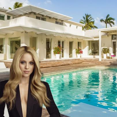 Want to Buy Shakira's House? It Just Costs $11 mn
