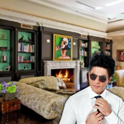 Live Like King Khan! Do Your Home Like Shah Rukh Khan's Vacation Home