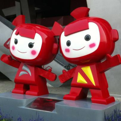 Our Five Favourite Summer Olympic Mascots