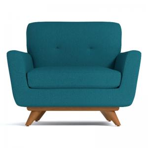 Perth Arm Chair Blue