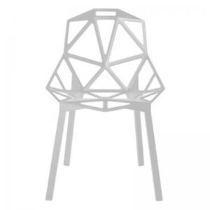 Magic Chair Replica Cafeteria Chair White