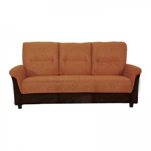 Jithiya Sofa - Three Seater - Gold