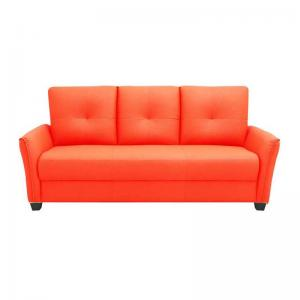 Sydney Sofa - Three Seater - Red