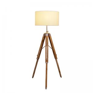 Tripod Floor Lamp with Shade