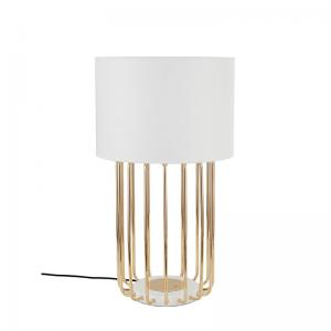 Spencer Table Lamp WH